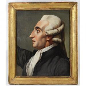 Portait De Sylvain Bailly, 1er Maire De Paris
