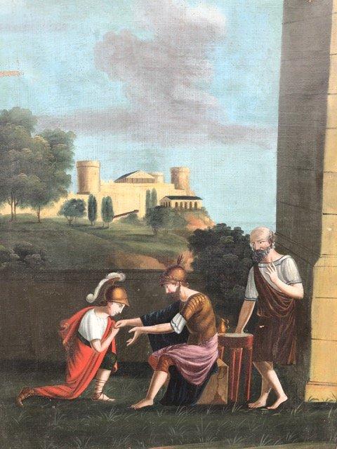 Trumeau, Directoire Period