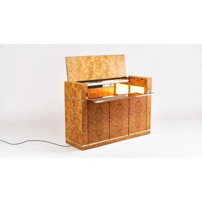 Buffet Bar, Jean-claude Mahey For Roche Bobois. 70s