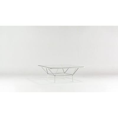 Niels Bendtsen, table basse minimaliste, C.1970