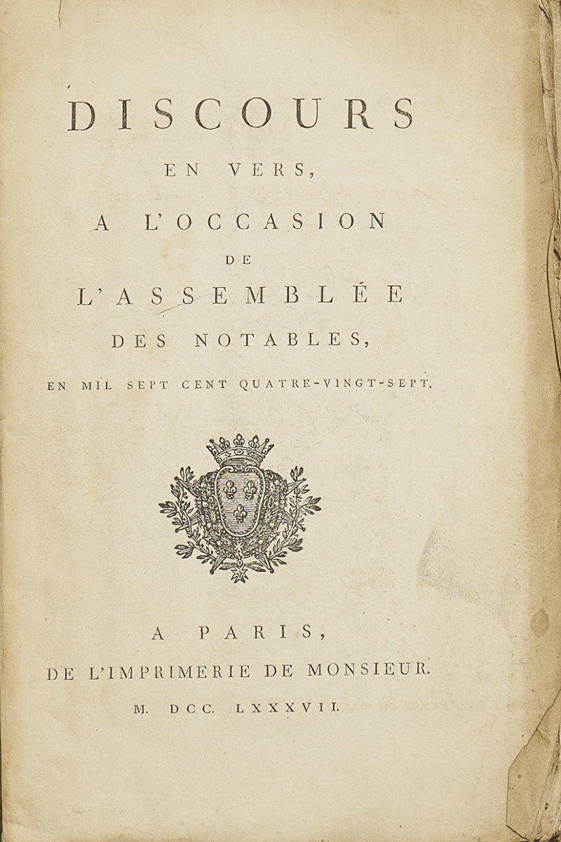Déclaration Individuelle Sur L'assassinat Des Ministres Français à Rastadt-photo-2