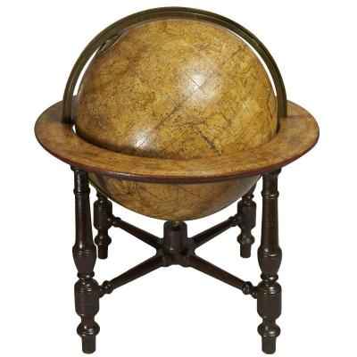 New Celestial Globe Containing All Ye Southern Constellations Lately Observed
