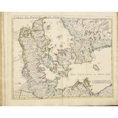 Atlas Nouveau, Contenant Toutes Les Parties Du Monde, Ou Sont Exactement Remarquées Les Empires
