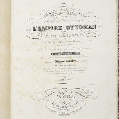 Histoire De l'Empire Ottoman Depuis Son Origine Jusqu'a Nos Jours.