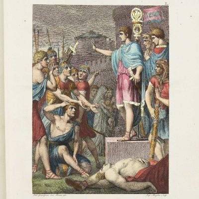 Germanicus In Zestien Boeken