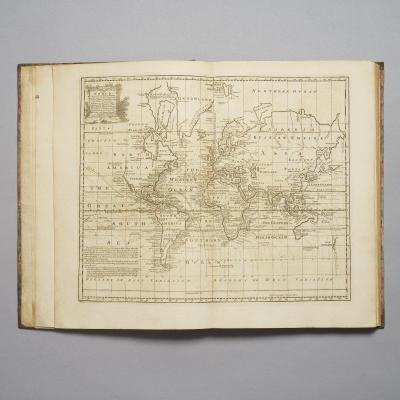 A Complete Atlas, Or Distinct View Of The Known World
