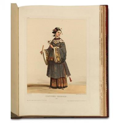 Costumes Historiques De Ville Ou De Théâtre Et Travestissemens