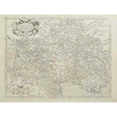 Le Dauphine, Languedoc, Gascogne, Provence Et Xaintonge