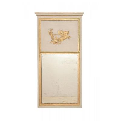Trumeau - Mirror Epoque Directoire