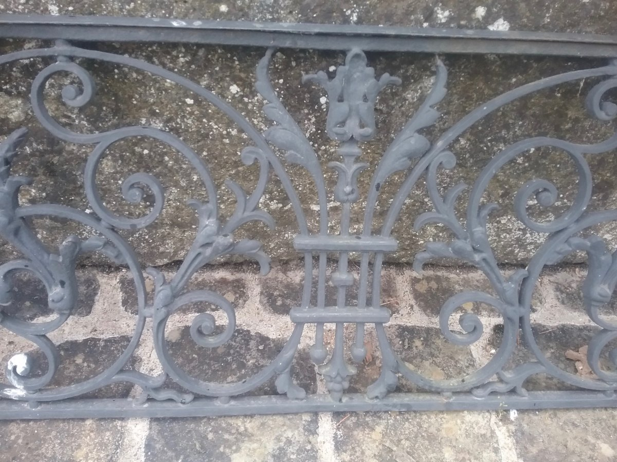 Balcony Grids In Ferronnie-photo-2