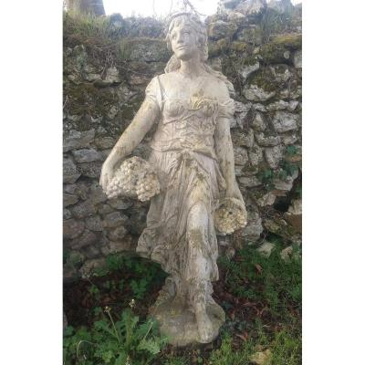 4 Four Seasons Statues