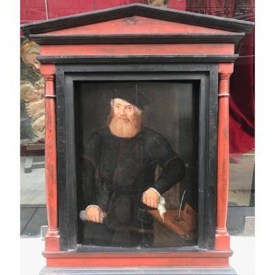 Portrait d'Homme De Qualité Vers 1550