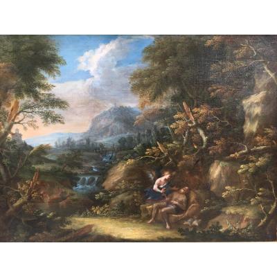 Elie Le Prophète Et l'Ange