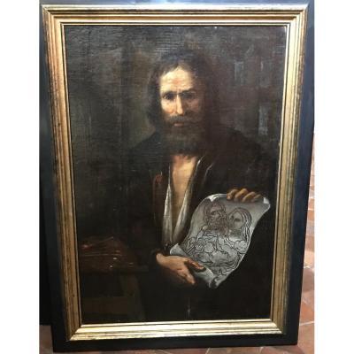 Autoportrait De Francesco Fracanzano