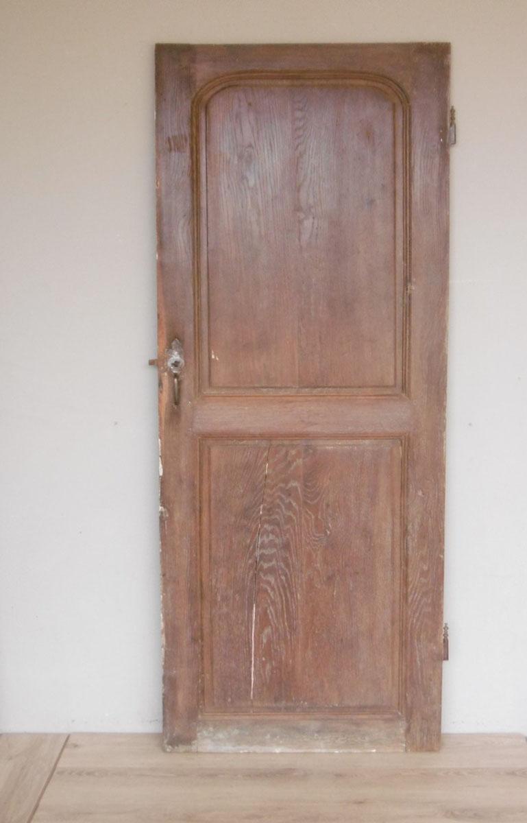 Porte Ancienne De Placard XVIIIème