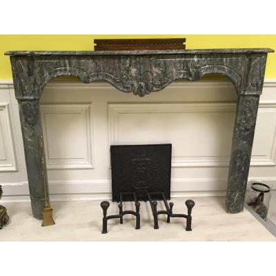 Provencal Regency Fireplace