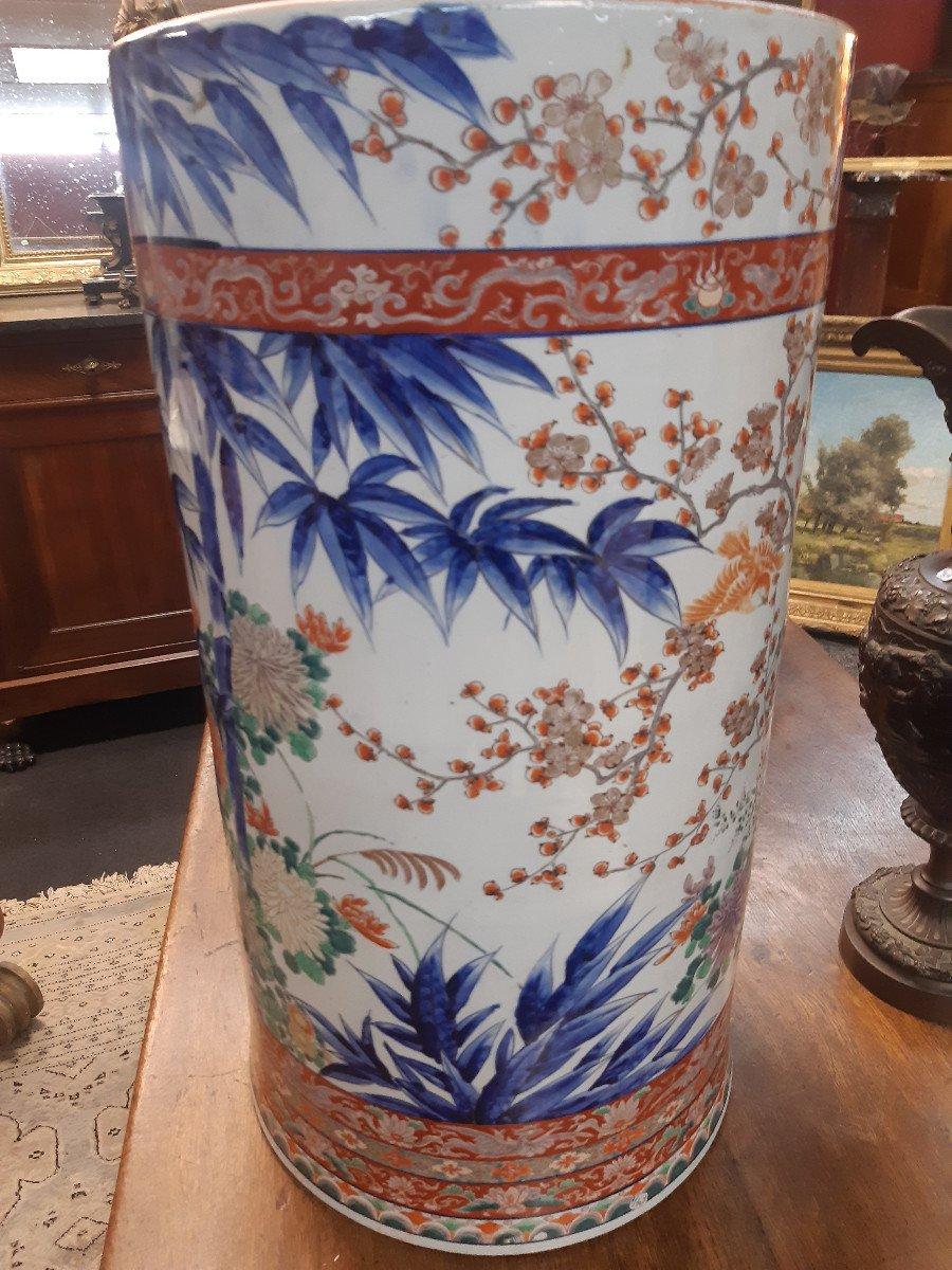 Grand Vase Imari XIXe Siècle