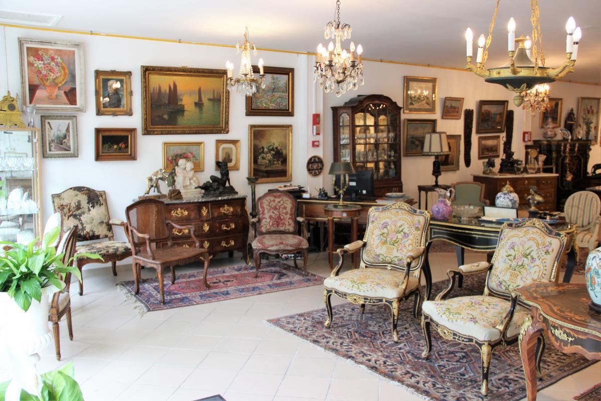 Antiquités Nathalie Pourrier