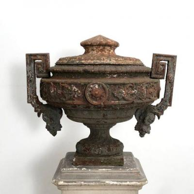 Vasque en fonte XIXéme