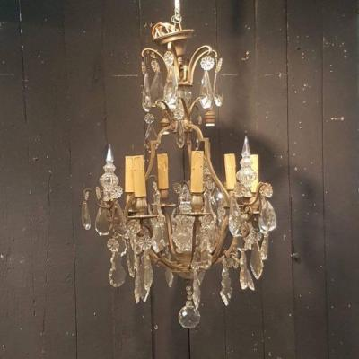 Pendants Cage Chandelier