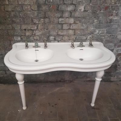 Double Washbasin Around 1900