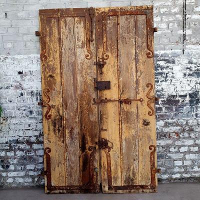 Pair Of 18th Century Doors