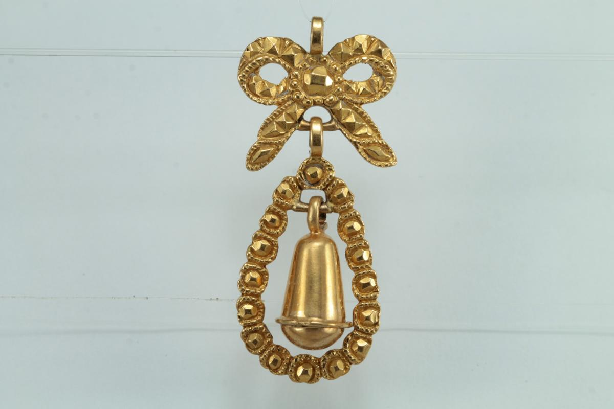 Pendentif Ancienne Or