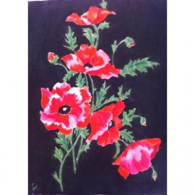 San Yu  Bouquet De Fleurs