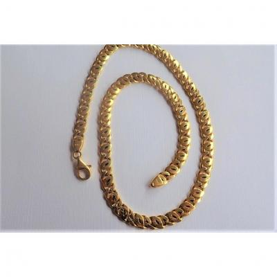 Collier Maison Urbano Or 18 Carats