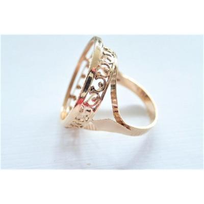 Ring Door Piece 18k Gold