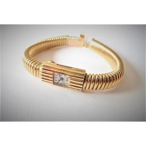 Jaeger-le-coultre Gold Watch