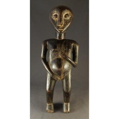 "Figure Lega - allégorie du ""bwami"" - RDCongo"