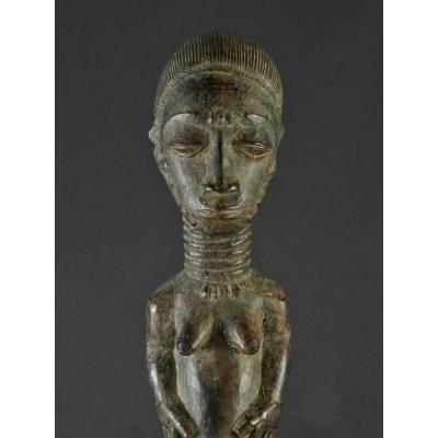 """Figure de """"blolo bla"""" Baoule - Côte d'Ivoire"""