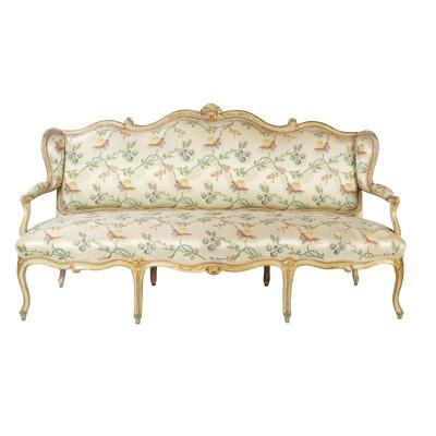 Canapé à Oreilles XVIIIème