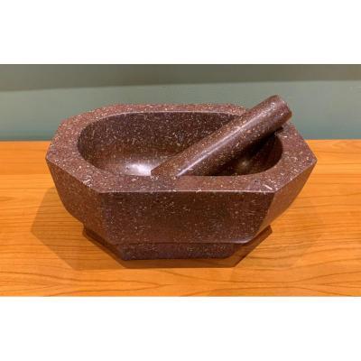Porphyry Mortar