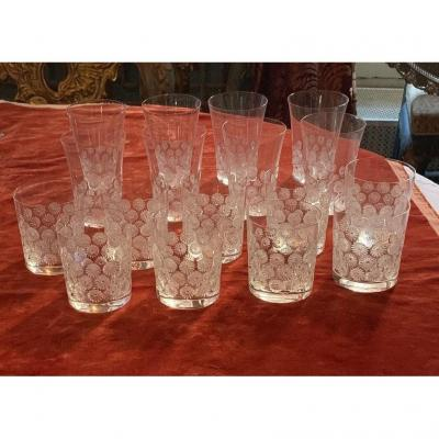 Lalique Crystal Glass Series