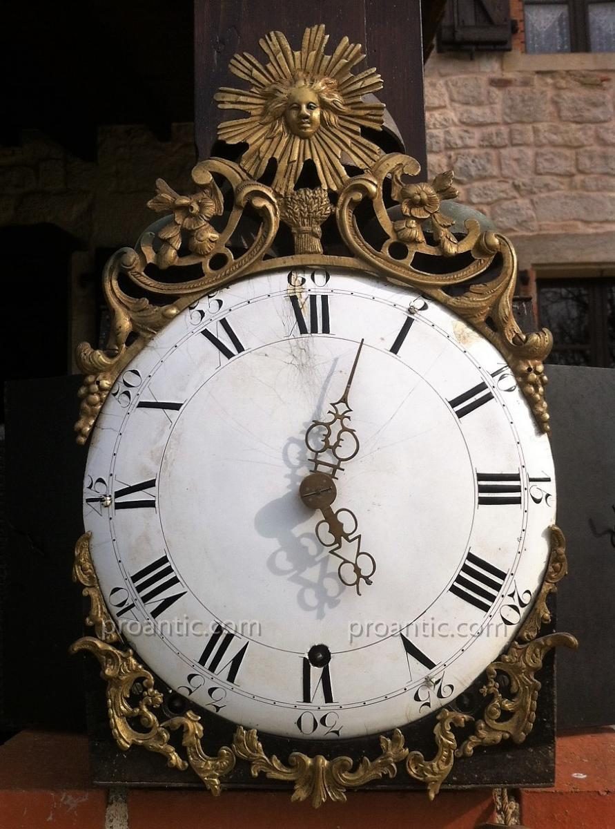 Mouvement d'Horloge Quatre Cloches