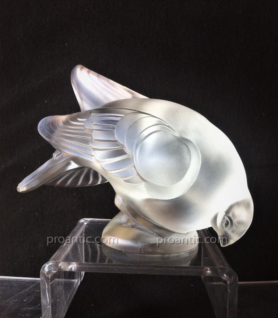 Oiseau Signé Sabino 1878/1961