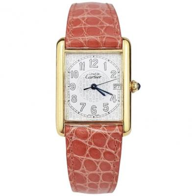 Montre Must Tank Xl Cartier