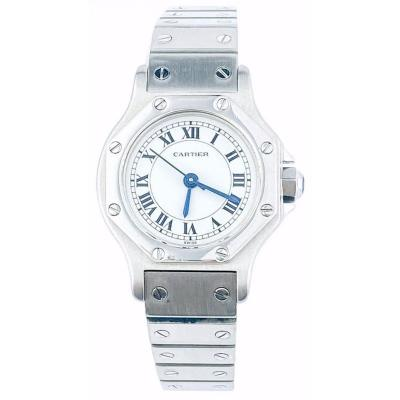 Cartier - Santos Octogonale - Steel - Automatic Movement (woman)