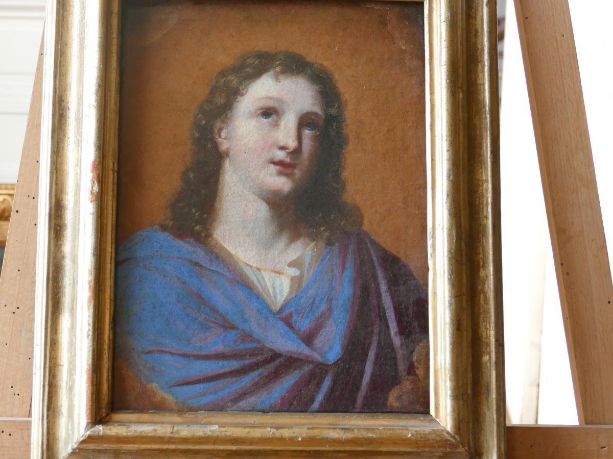 Le Christ Enfant, Ecole Française Vers 1640