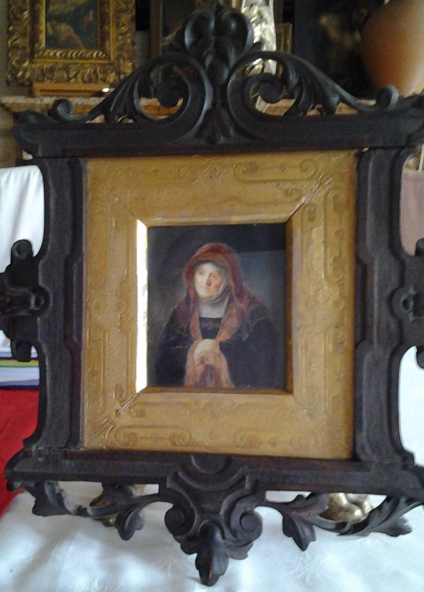Ehricht Ferdinand Ii, La Mère De Rembrandt