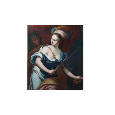 Judith et Holopherne, Ecole Florentine du XVII° siècle