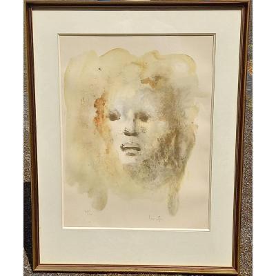 Leonor Fini (1908-1996): Serigraph
