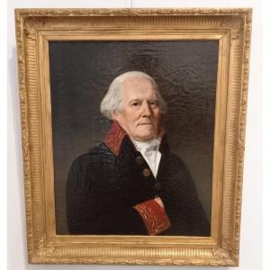 Ecole Française vers 1820, Suiveur de Jacques-Louis David