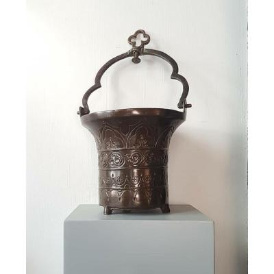 Holy Water Bucket, XVIth