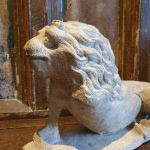 A French Gothic Lion, 15th