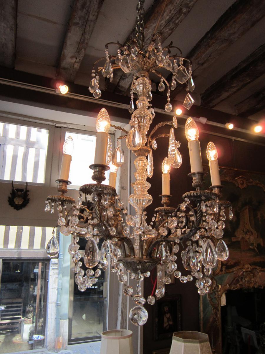 Lustre Style Louis XVI