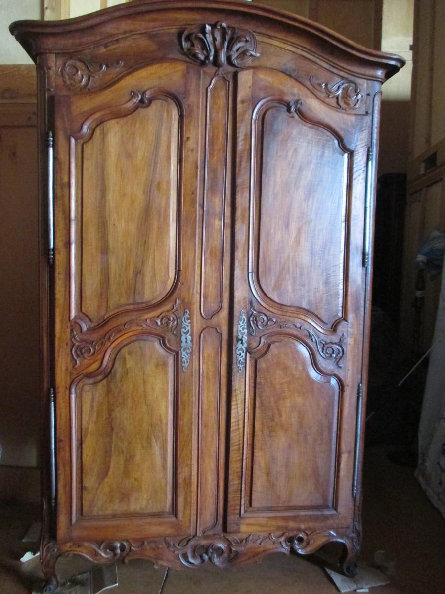 18th Century Provençale Wardrobe