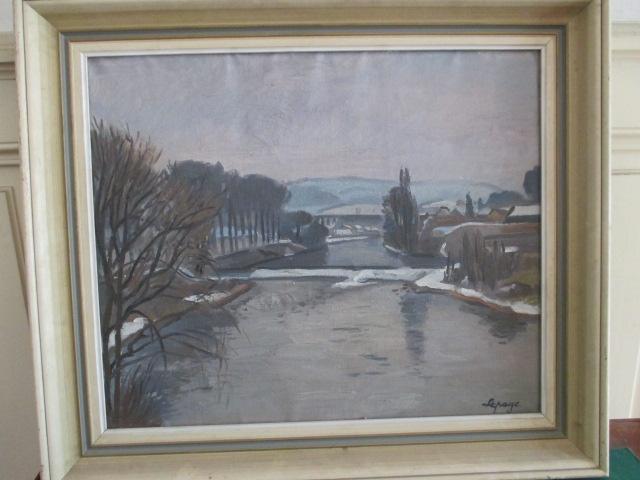 Pierre Lepage (1906-1983 School Lorraine)